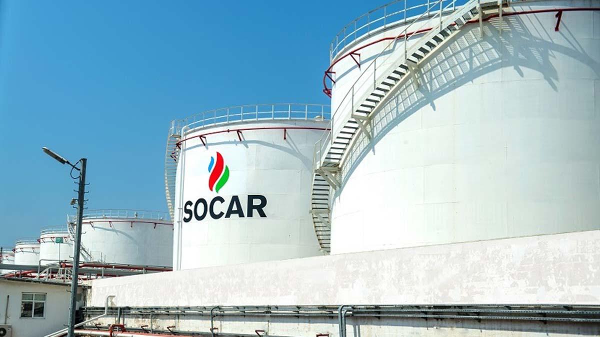 SOCAR поставила нефть в Беларусь