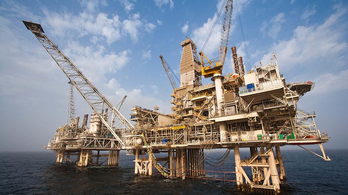 Новое месторождение нефти на Каспии