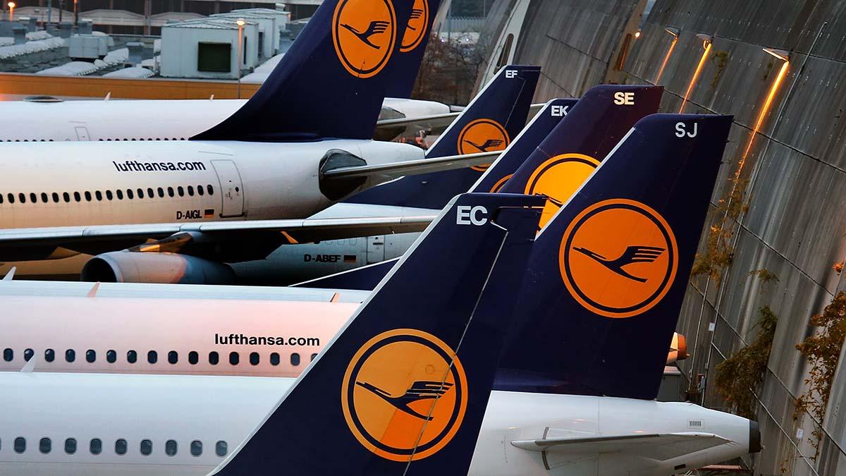 Правительство спасёт Lufthansa