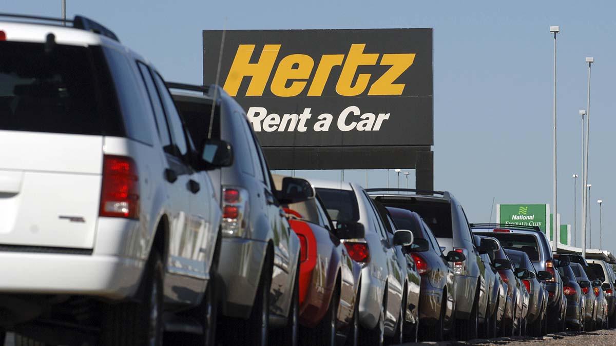 Hertz подала в США заявление о банкротстве