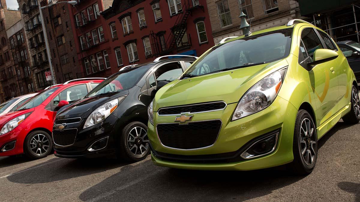 В Беларуси начата продажа Chevrolet из Узбекистана