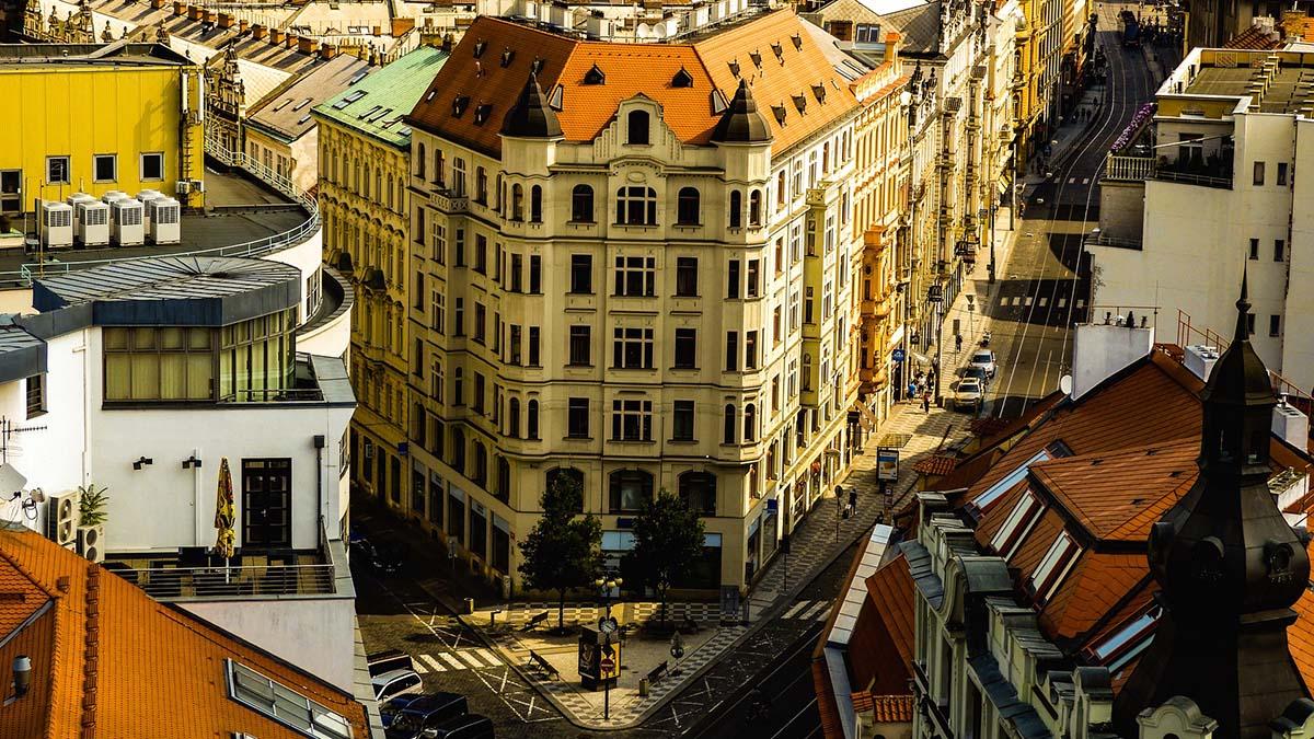 В Чехии отменяют налоги на покупку недвижимости
