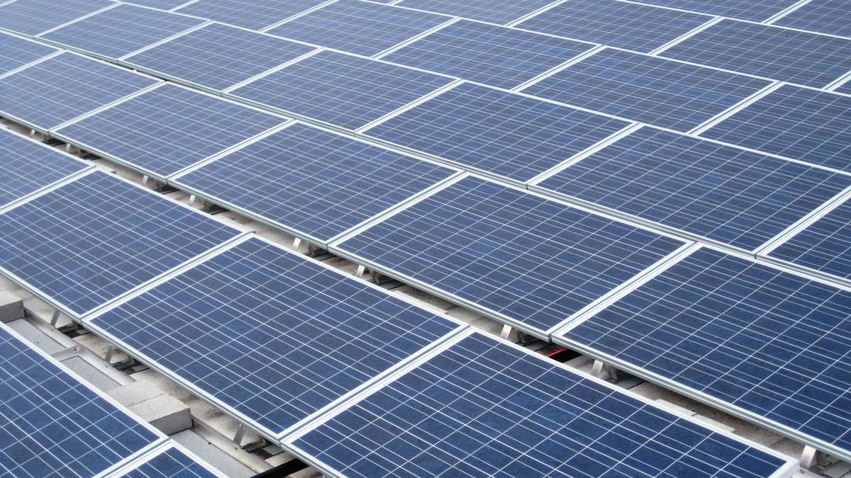 Грузия начала экспорт солнечных батарей в США