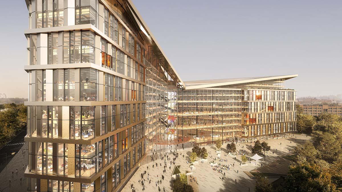 «Яндекс» будет строить новую штаб-квартиру в Москве