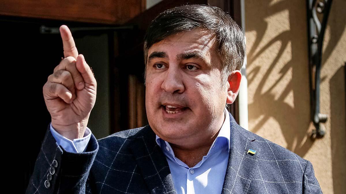 Саакашвили анонсировал реформу судебной системы Украины
