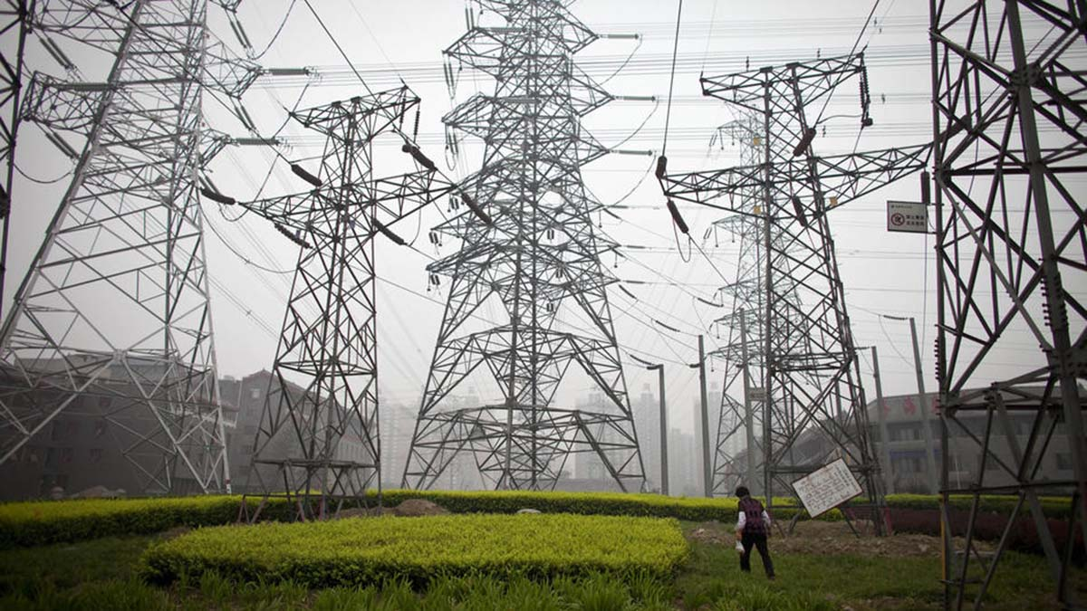 В Китае снижают цену энергии для промышленности
