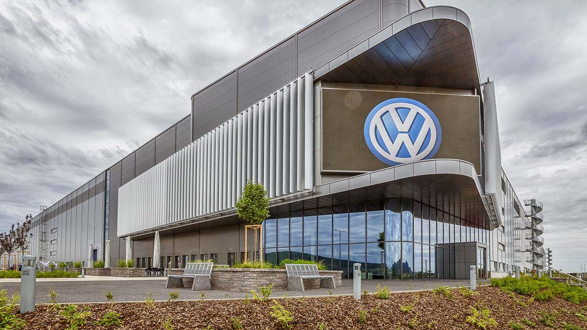 Volkswagen не будет строить завод в Турции