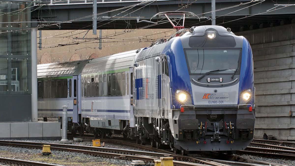 PKP Intersity получит 30 суперсовременных локомотивов