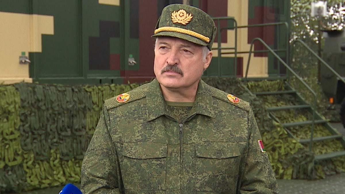 Лукашенко переболел коронавирусом