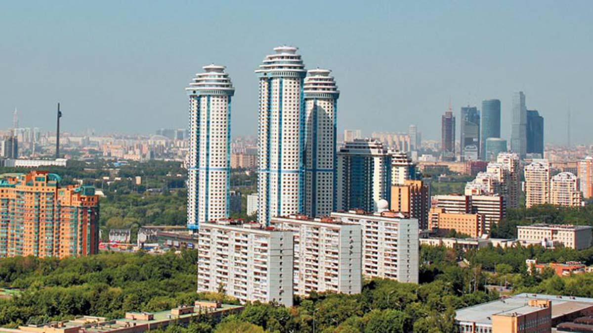 Московская недвижимость дорожает и в кризис