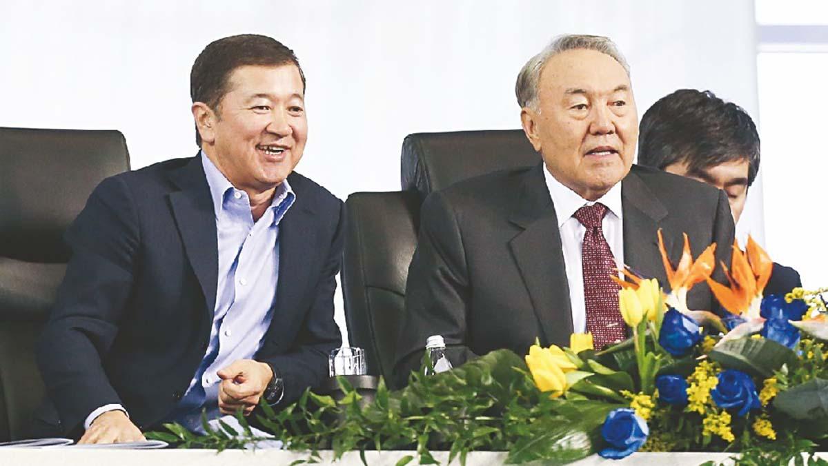 Бывший управделами Назарбаева продал банк
