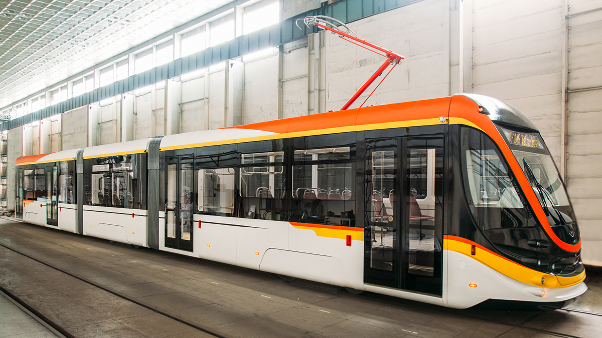 Одесские трамваи поедут в Румынию
