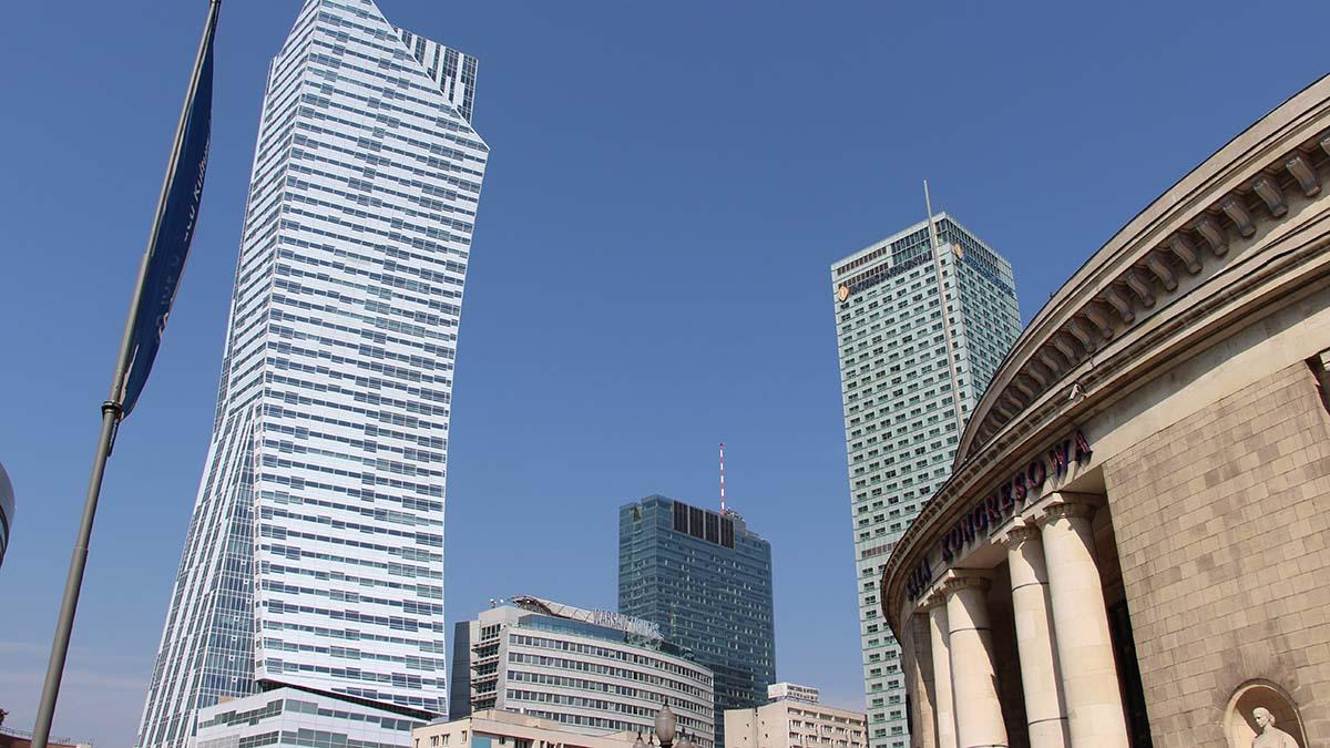 В Варшаве проданы самые дорогие апартаменты
