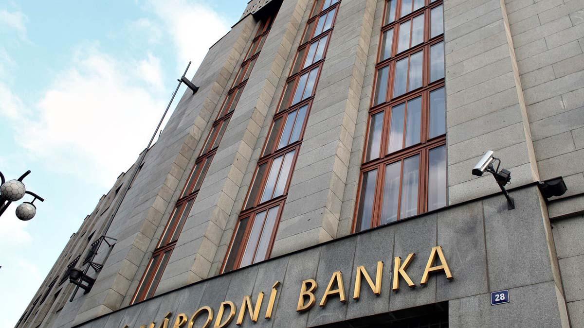 Чешский нацбанк оставил ставку без изменений