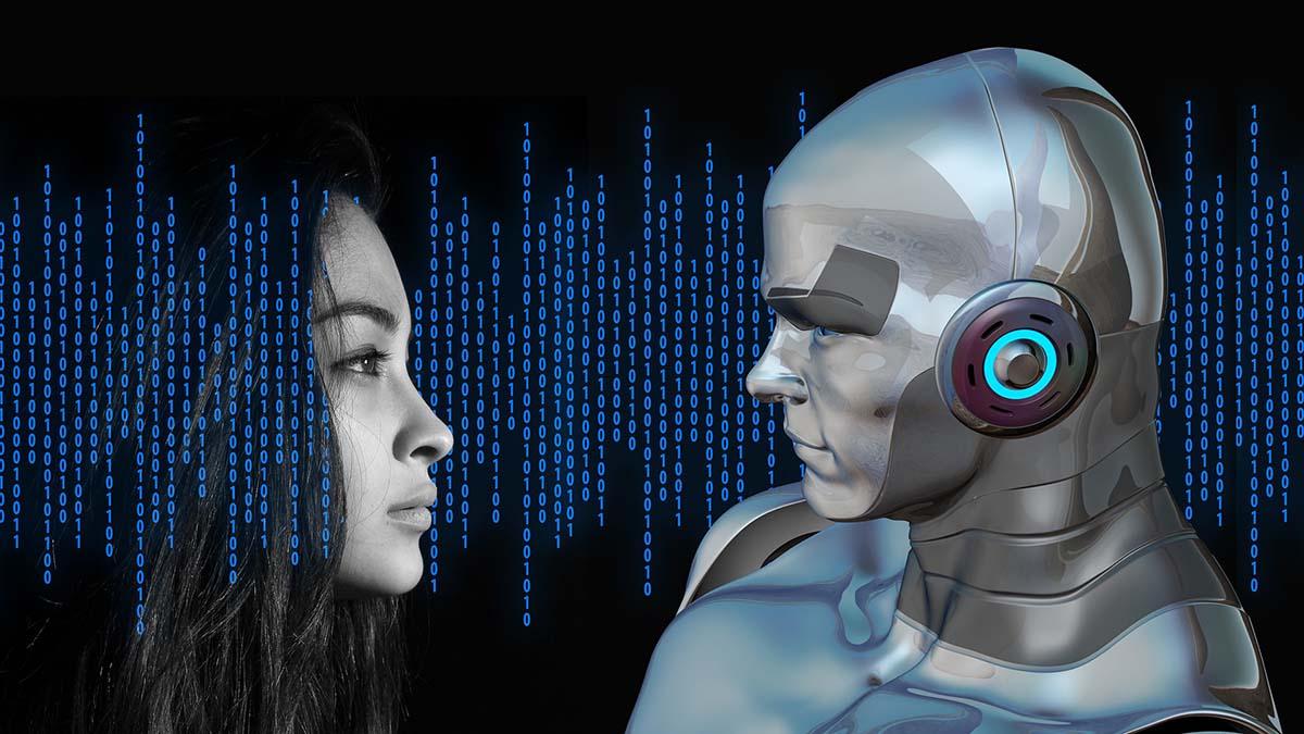 Искусственный интеллект заменяет человека