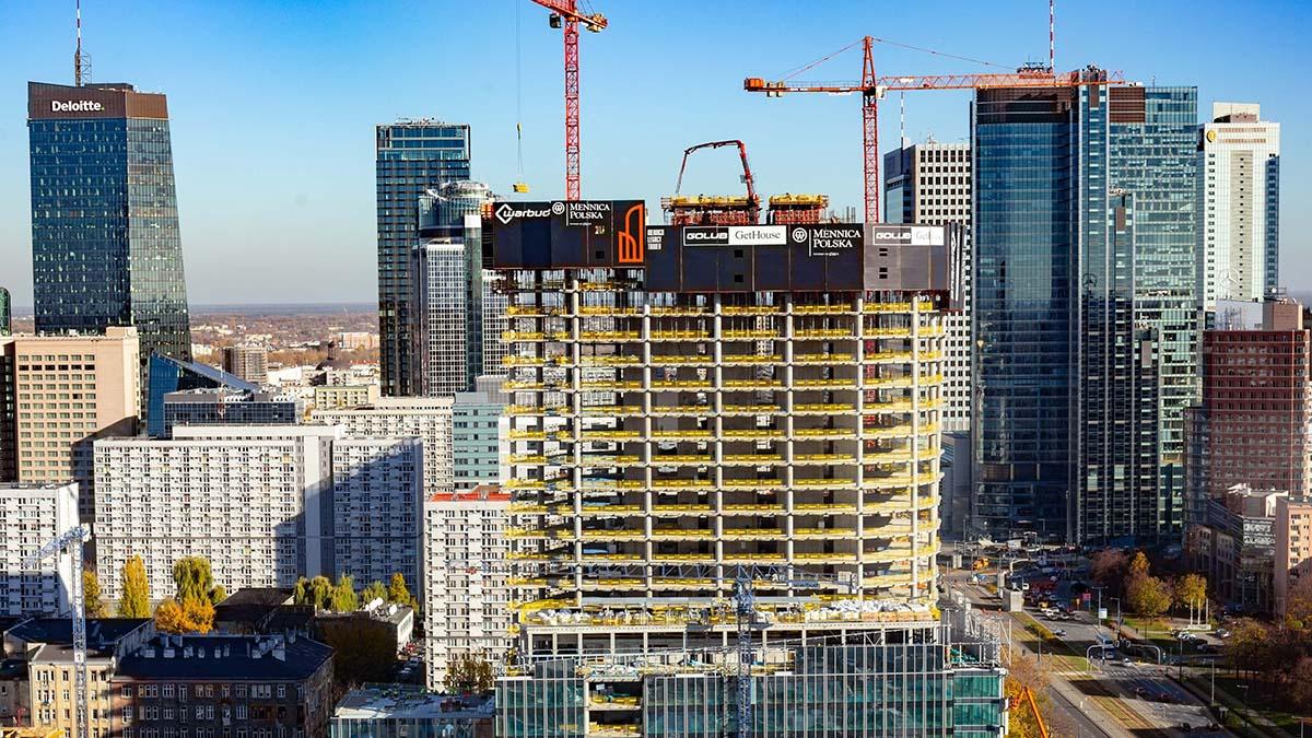 Варшавская недвижимость в 2019 году: цены росли, число сделок падало