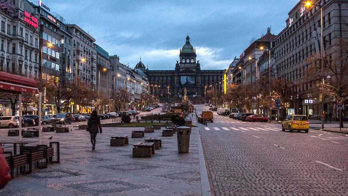Чехия: локдаун 2.0