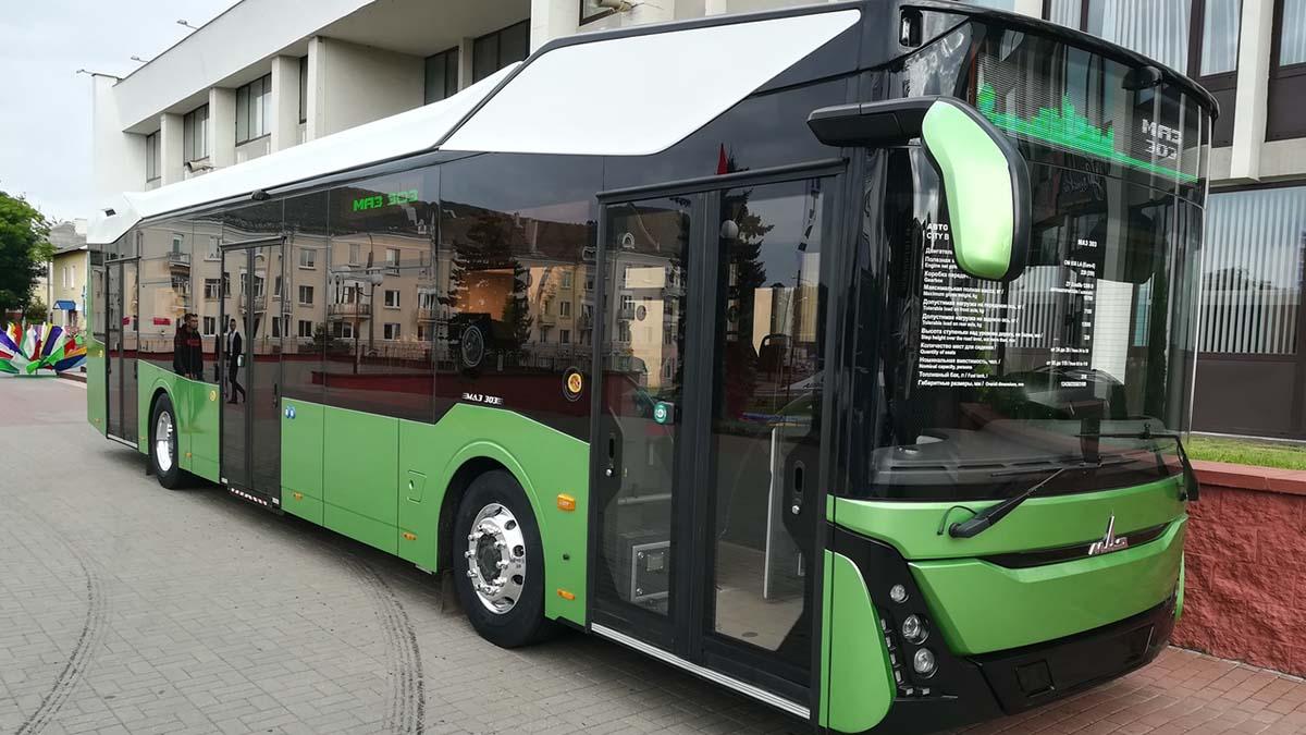 Киев закупил в Минске новые автобусы