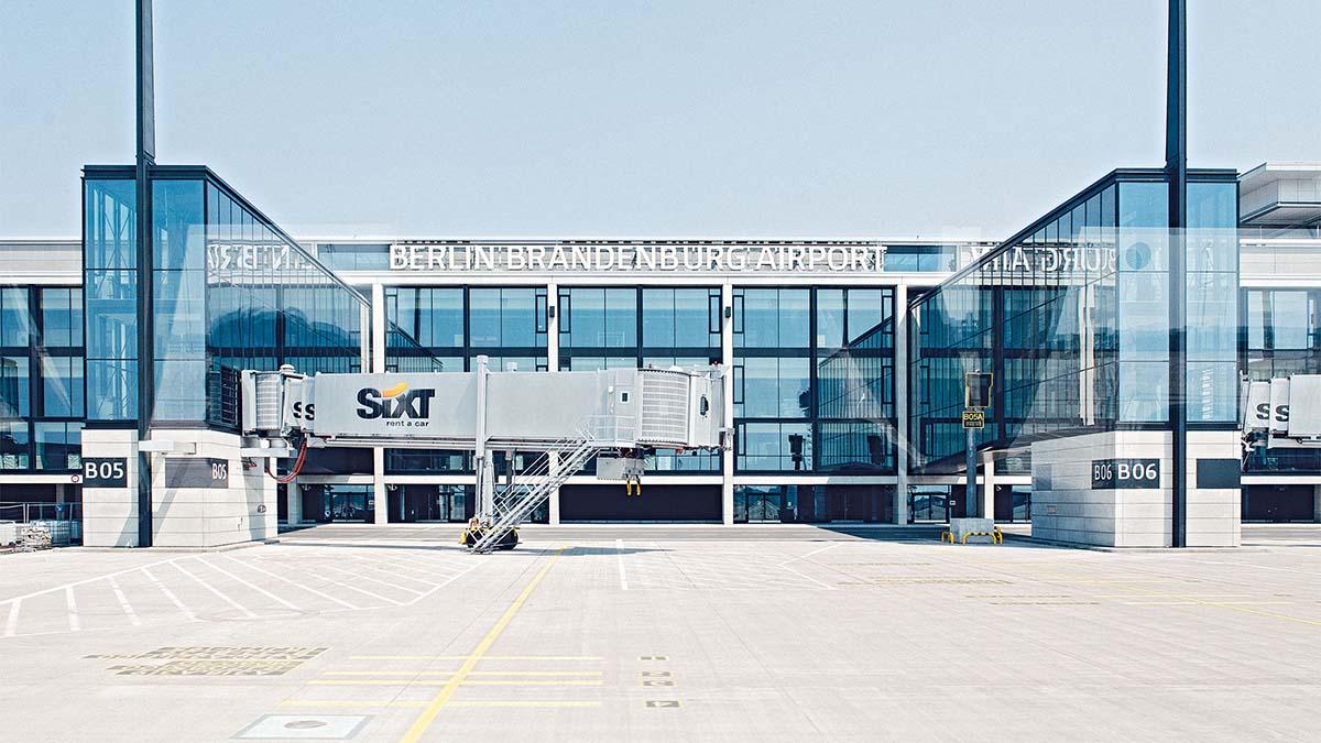 В Берлине открылся новый аэропорт