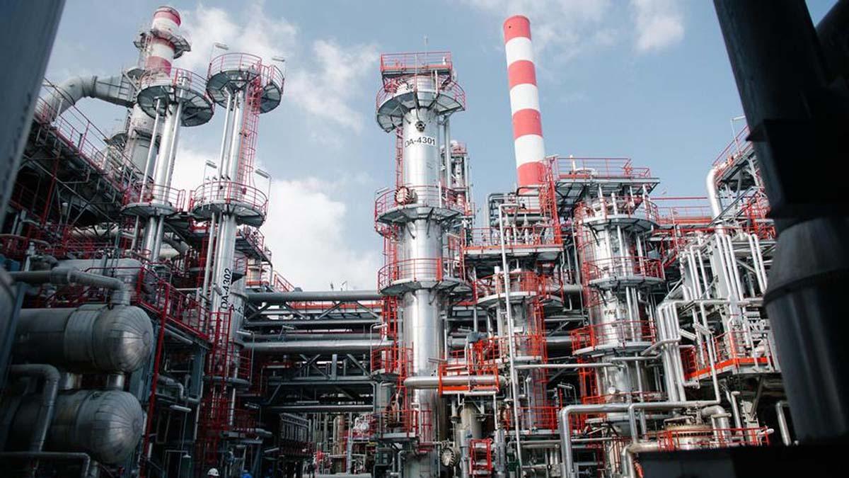 Сербия начала производство нефтяного кокса