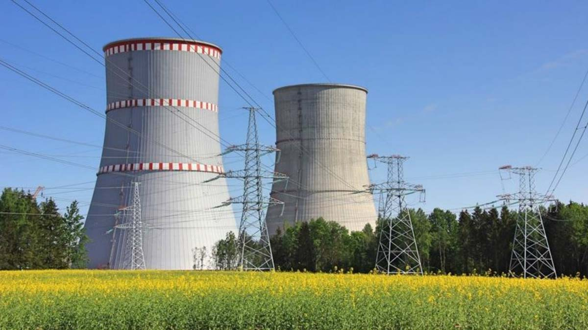 Литва приостановила пропуск электроэнергии из Беларуси