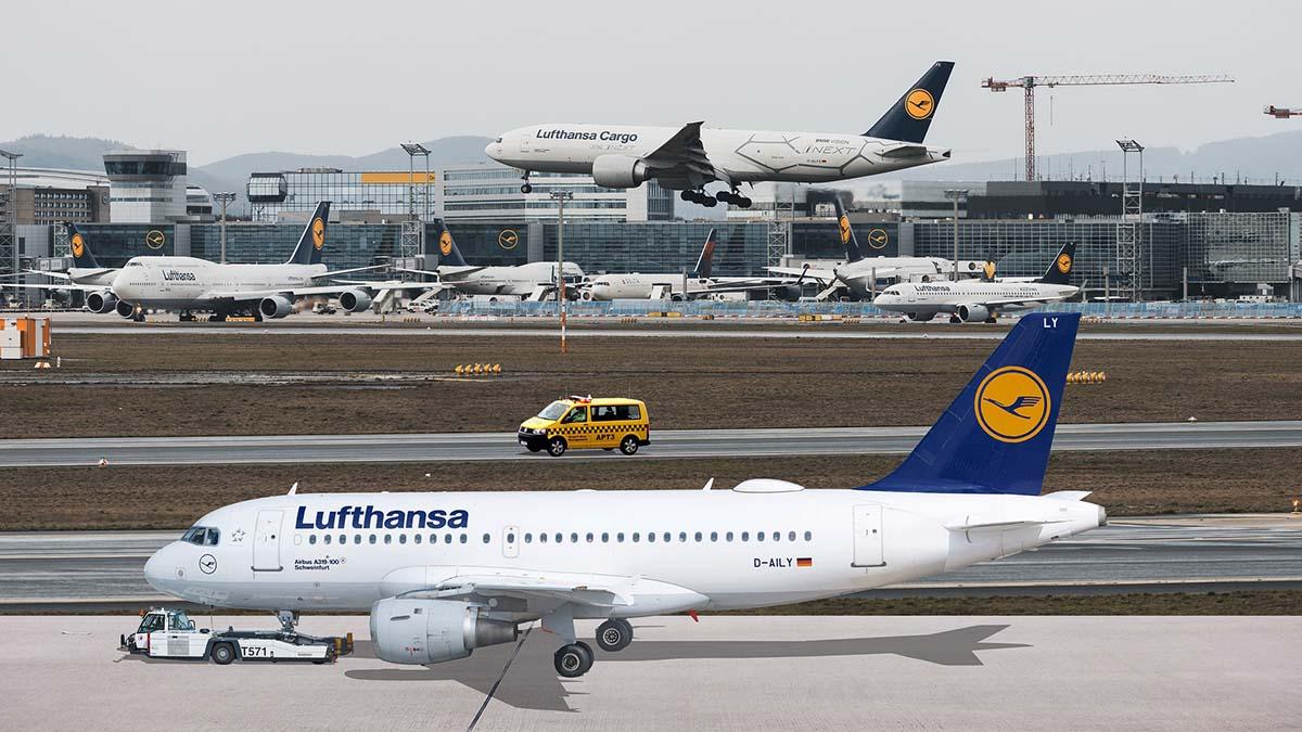 Lufthansa Cargo пришла в аэропорт Катовице