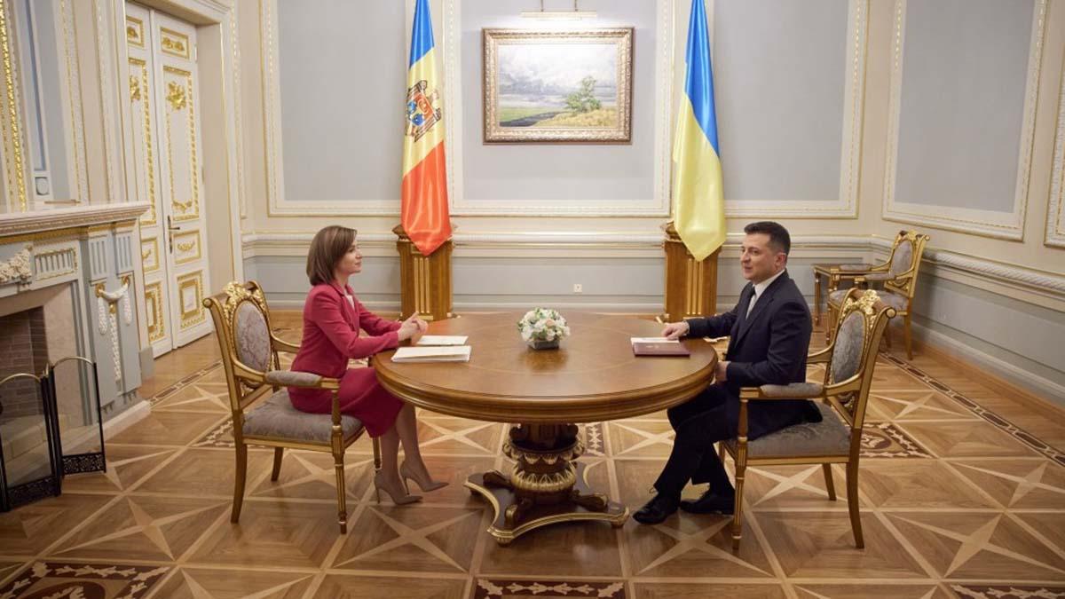 Транспортный коридор соединит Киев и Кишинев