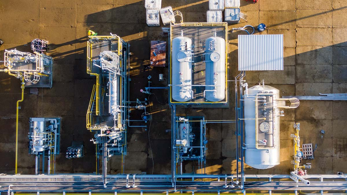 ORLEN начал самостоятельную добычу газа в Подкарпатье