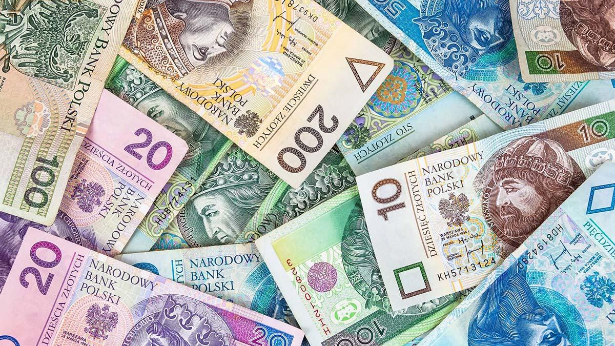 Зарплаты в Польше растут