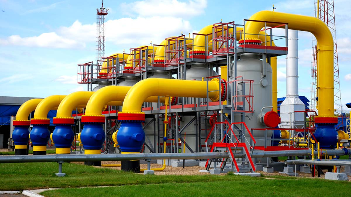 «Газпром» в январе экспортировал рекордное количество газа