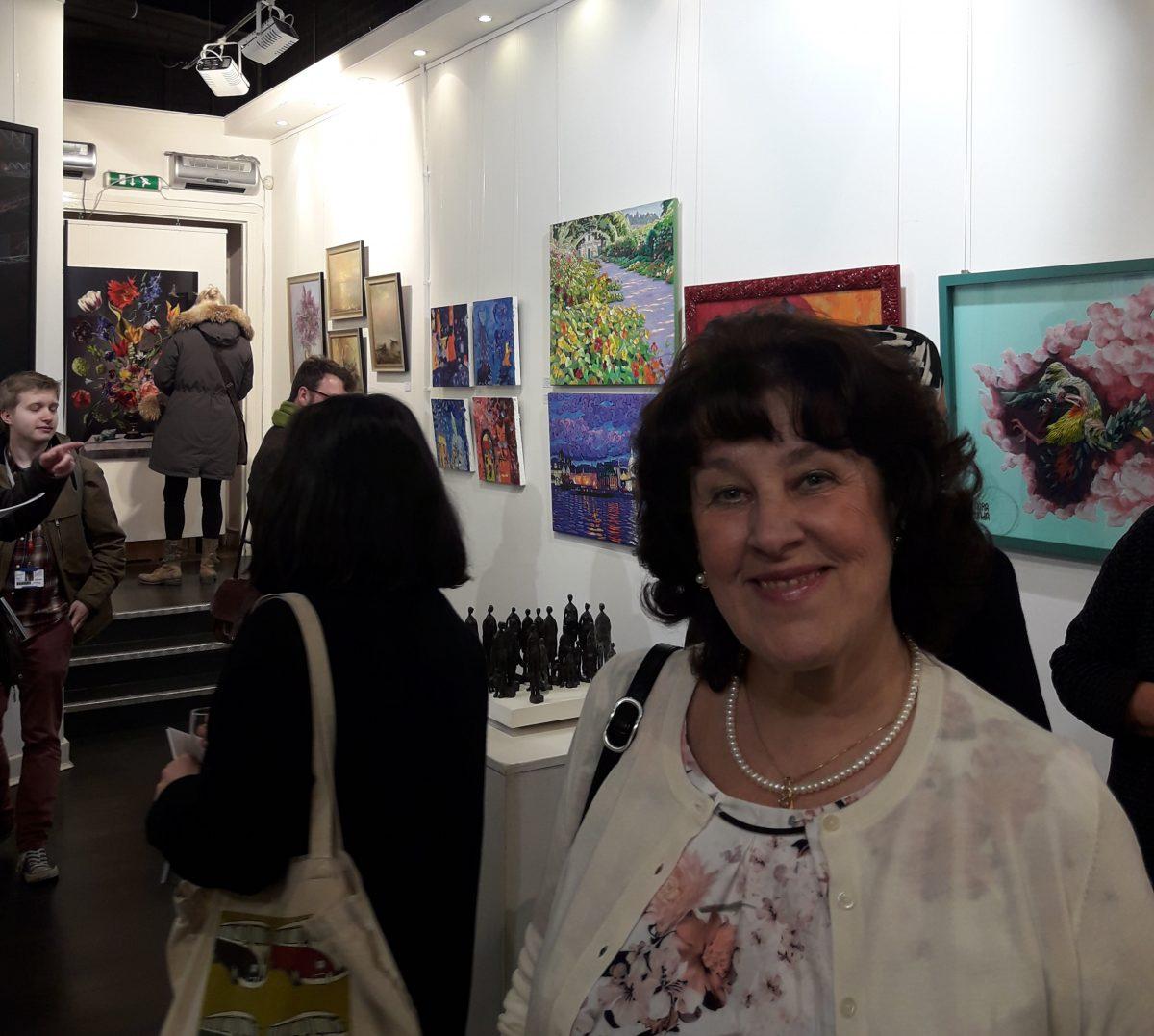 Выставка Royal Arts Prize 2018 в галерее La Pall Mall с участием художницы Натальи Элердашвили  открылась в Лондоне