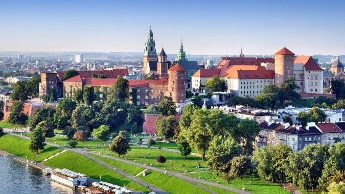 Список самых недорогих городов Европы для поездки на выходные