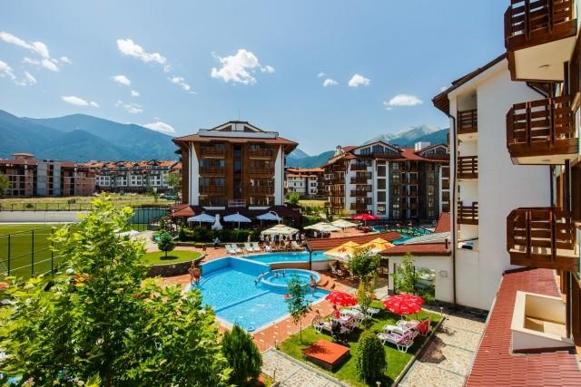 Рынок элитной недвижимости в Болгарии