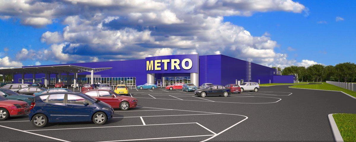 Немецкая Metro Group ищет покупателя недвижимости в Румынии и Болгарии на сумму примерно 400-600 миллионов евро