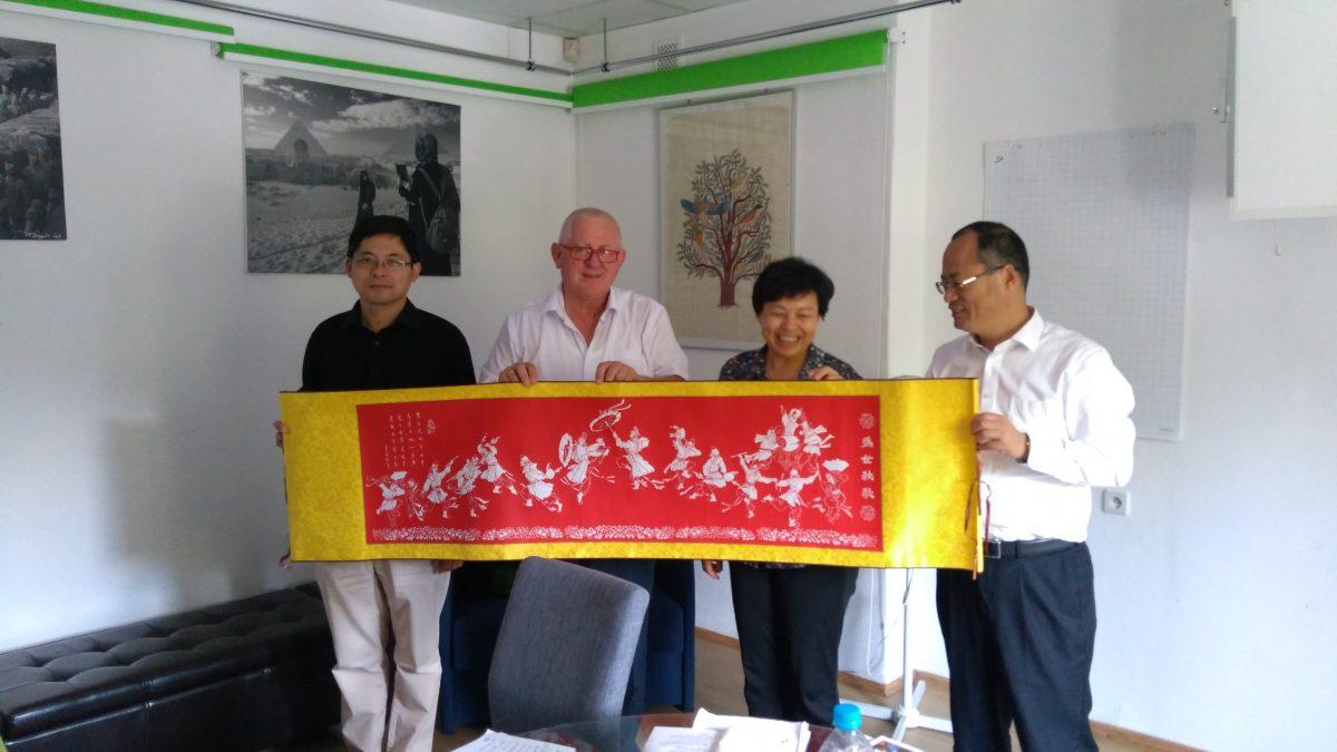 Варшава. Делегация администрации г.Джи Нан (Ji Nan, Китай) посетила Торгово-Промышленную Палату польской столицы