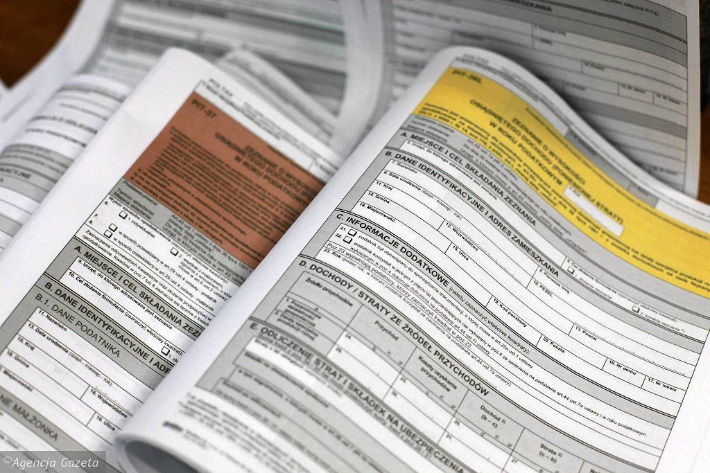 Польское Казначейство самостоятельно посчитает подоходный налог (PIT)