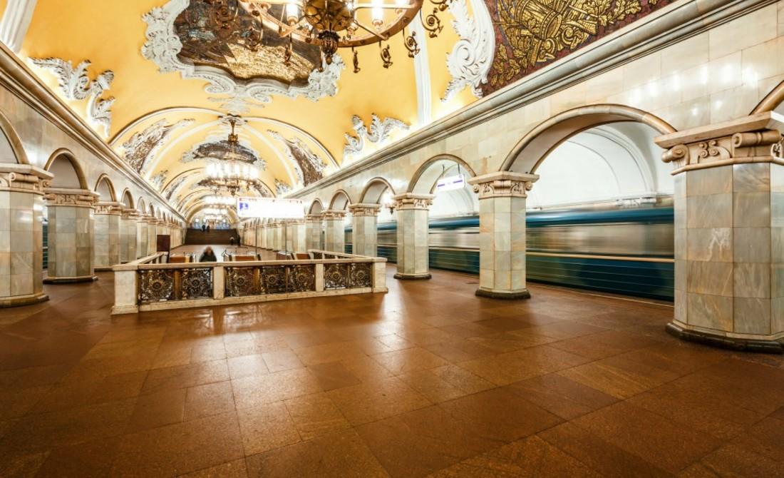 Московское метро. Краткая история. Современность. Перспектива развития