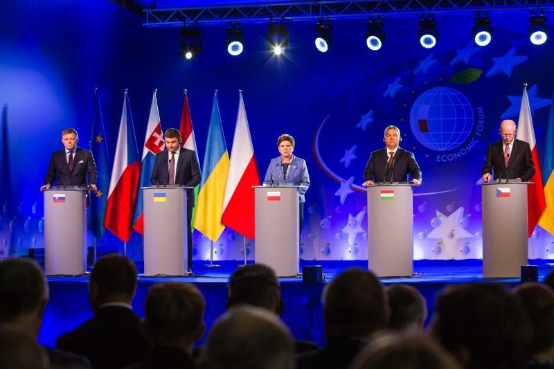 В Крыница-Здруй (Польша) стартовал Экономический форум — «Восточно-Европейский Давос»