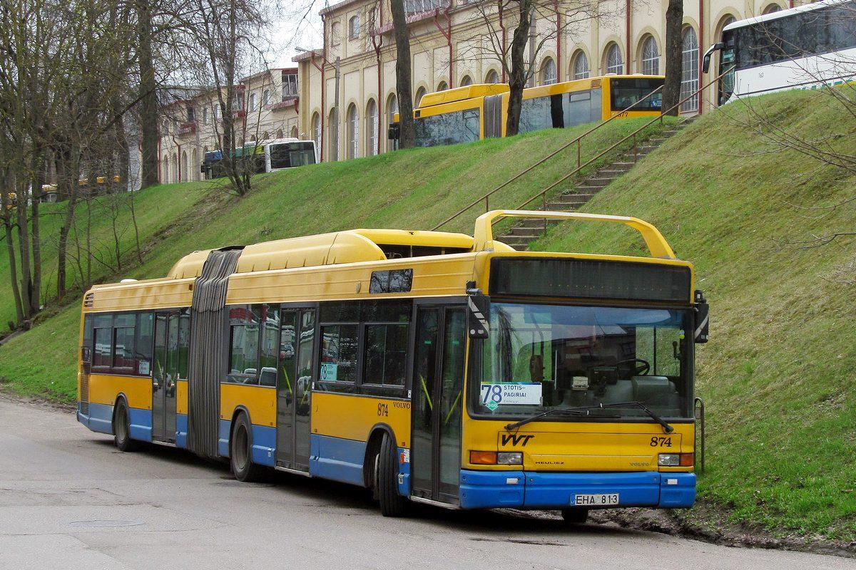 Парламент Литвы проголосовал за метро в Вильнюсе