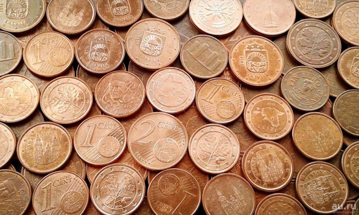 Словакия хочет отменить самые маленькие евроценты