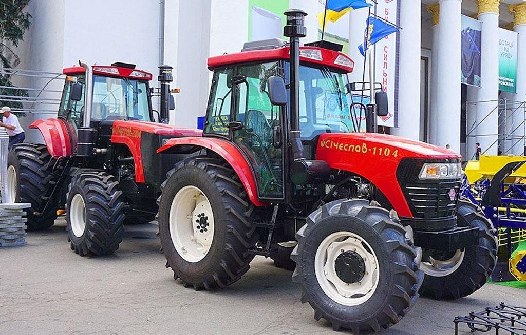 С начала 2018 года Украина импортировала более 70 000 тракторов