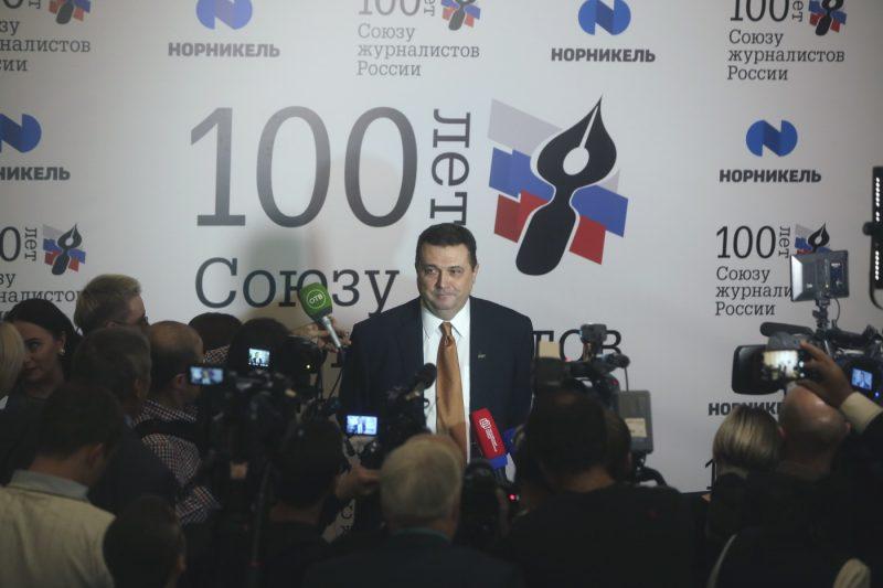 СЖР подписал соглашения осотрудничестве сшестью зарубежными союзами репортеров