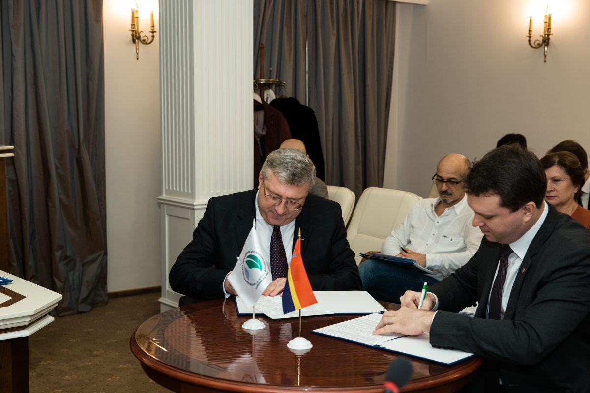 Состоялось подписание о сотрудничестве междуАРФП иПредставительствомПравительстваКалининградской области
