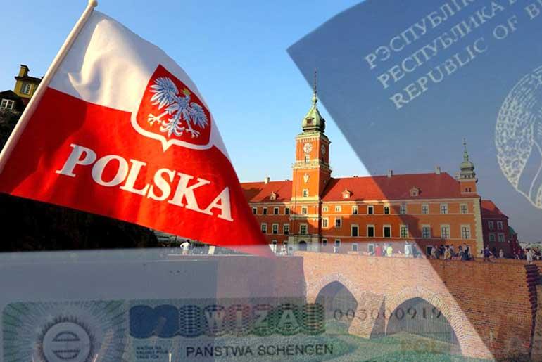 Со 2 января 2019 года консульства Польши в Беларуси перестают выдавать визы «на закупы»