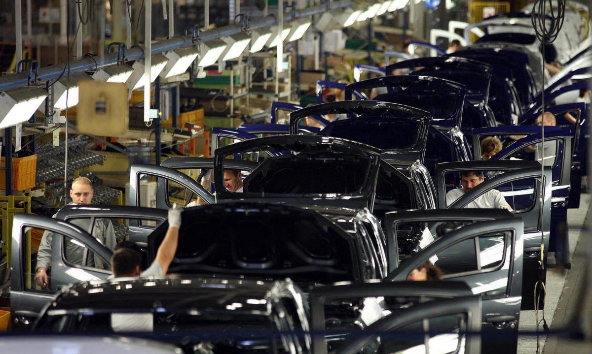 Румынский автопром вырос до 28 млрд евро в 2018 году
