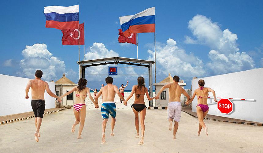 Турция вновь обещает россиянам въезд по внутренним паспортам